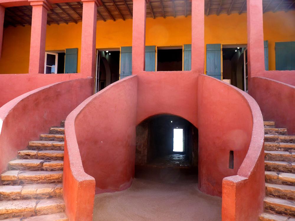 Slavenhuis Île de Gorée