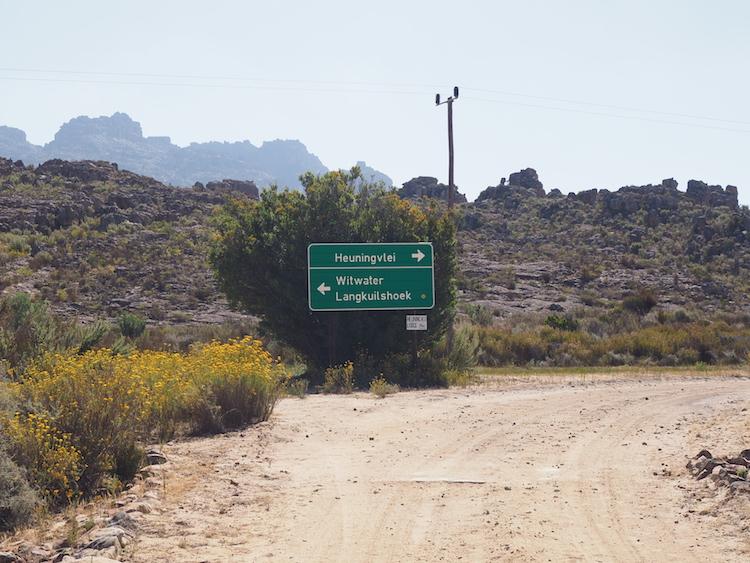 Heuningvlei Zuid-Afrika Cederberg