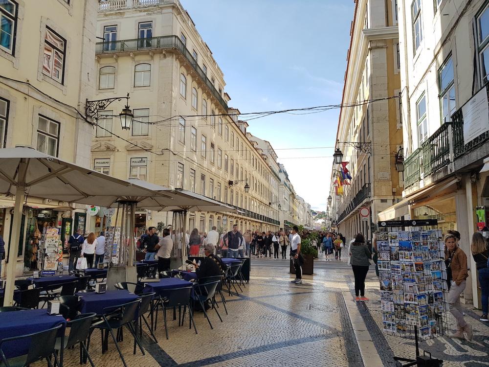 Highlights Lissabon Centrum