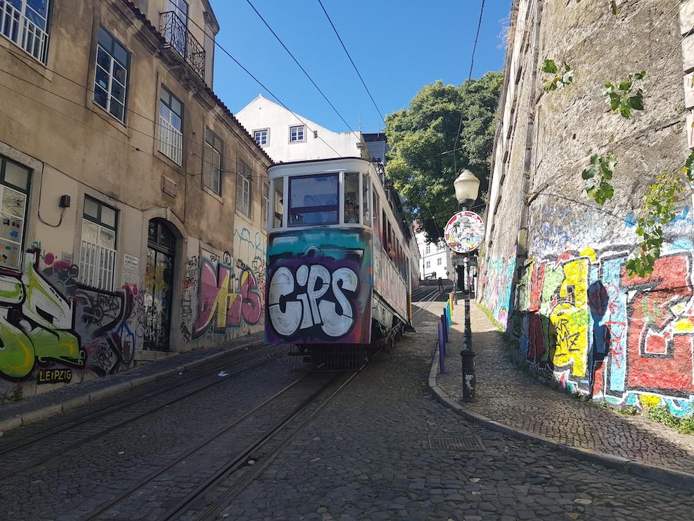 Highlights Lissabon Tram