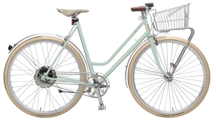 Hippe fietsen roetz