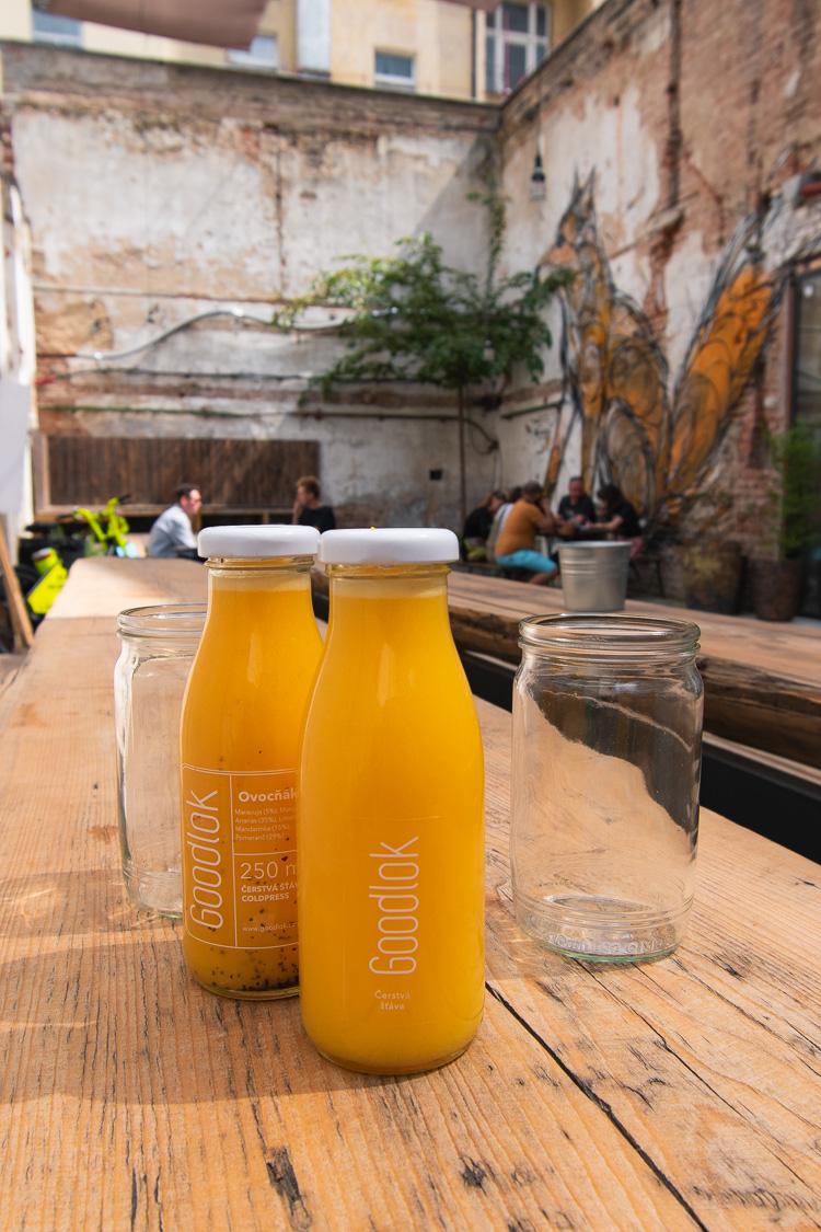 Hippe restaurants praag Vnitroblock