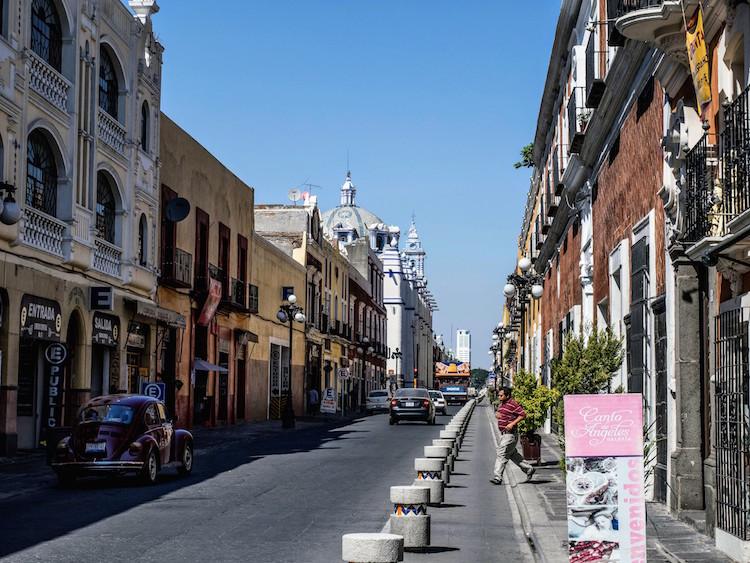 Historisch Puebla mexico