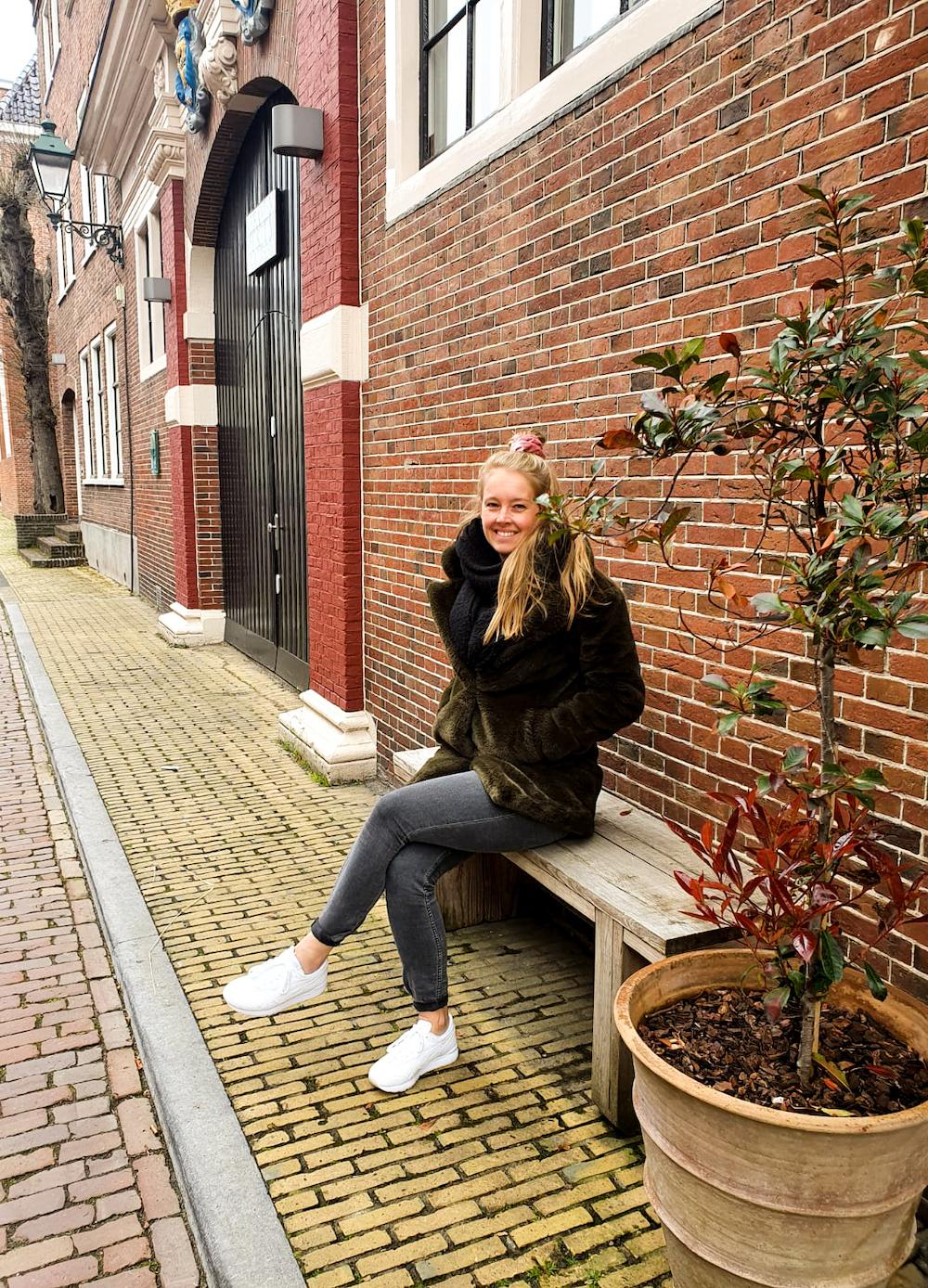 Historische binnenstad van Leeuwarden
