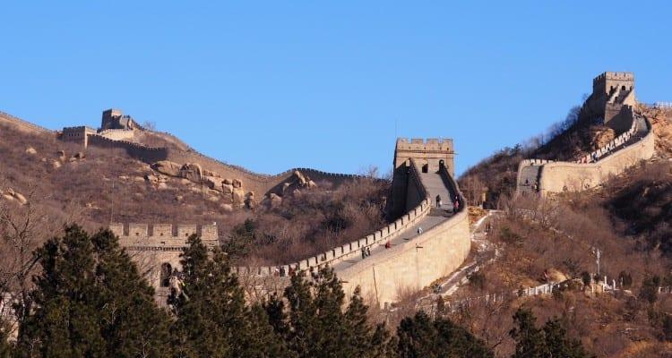 hoe lang is de chinese muur – wearetravellers