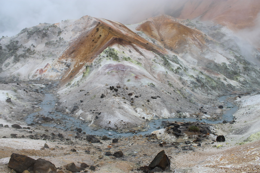 Hokkaido japan Hell Valley tips