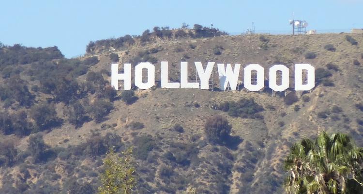 Hollywood sign ameriak los angeles