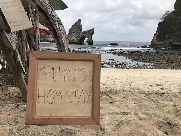 Homestay Putu Nusa Penida