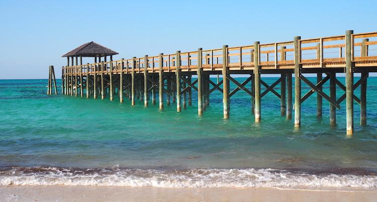 Hoofdstad Bahamas Nassau