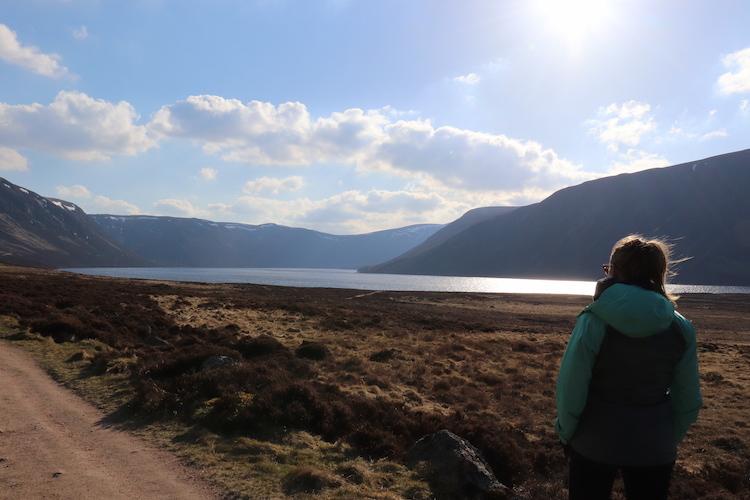 Hooglanden Schotland Cairngorms