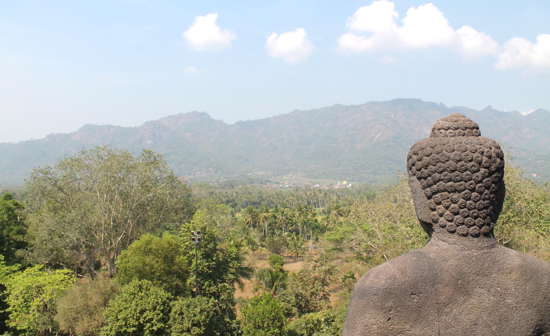 Hoogtepunten Java Borobudur