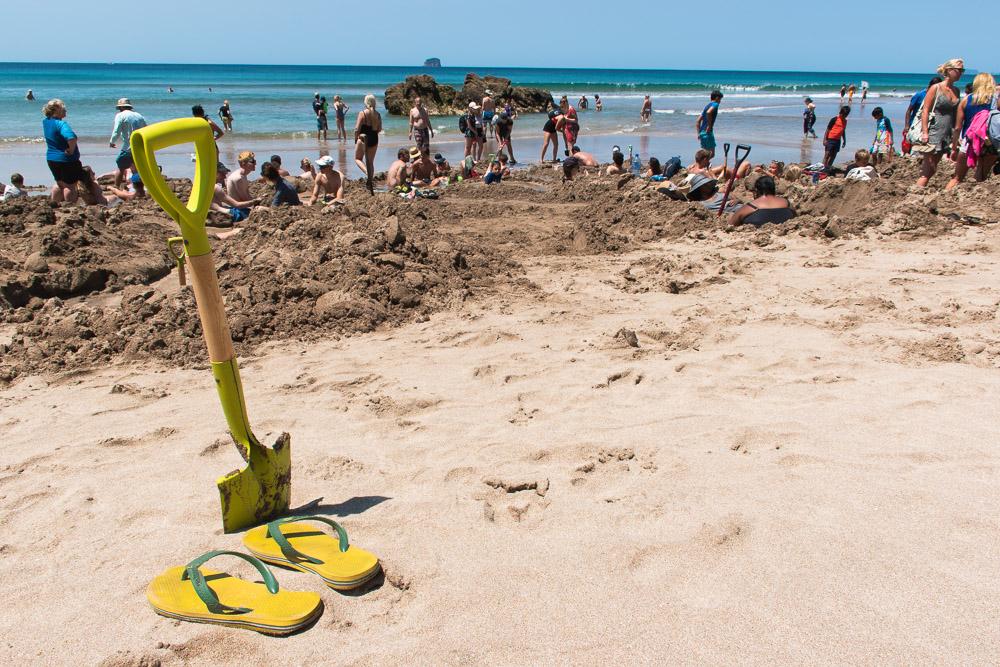 Hot Water Beach Coromandel