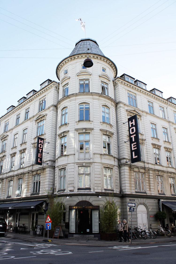 Hotel ibsens kopenhagen 5 we are travellers for Hotel kopenhagen