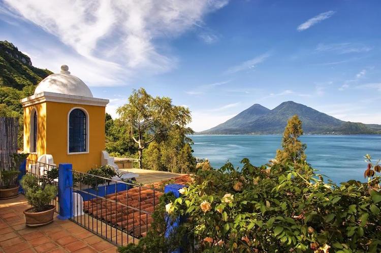 Hotel Lake Atitlan Guatemala
