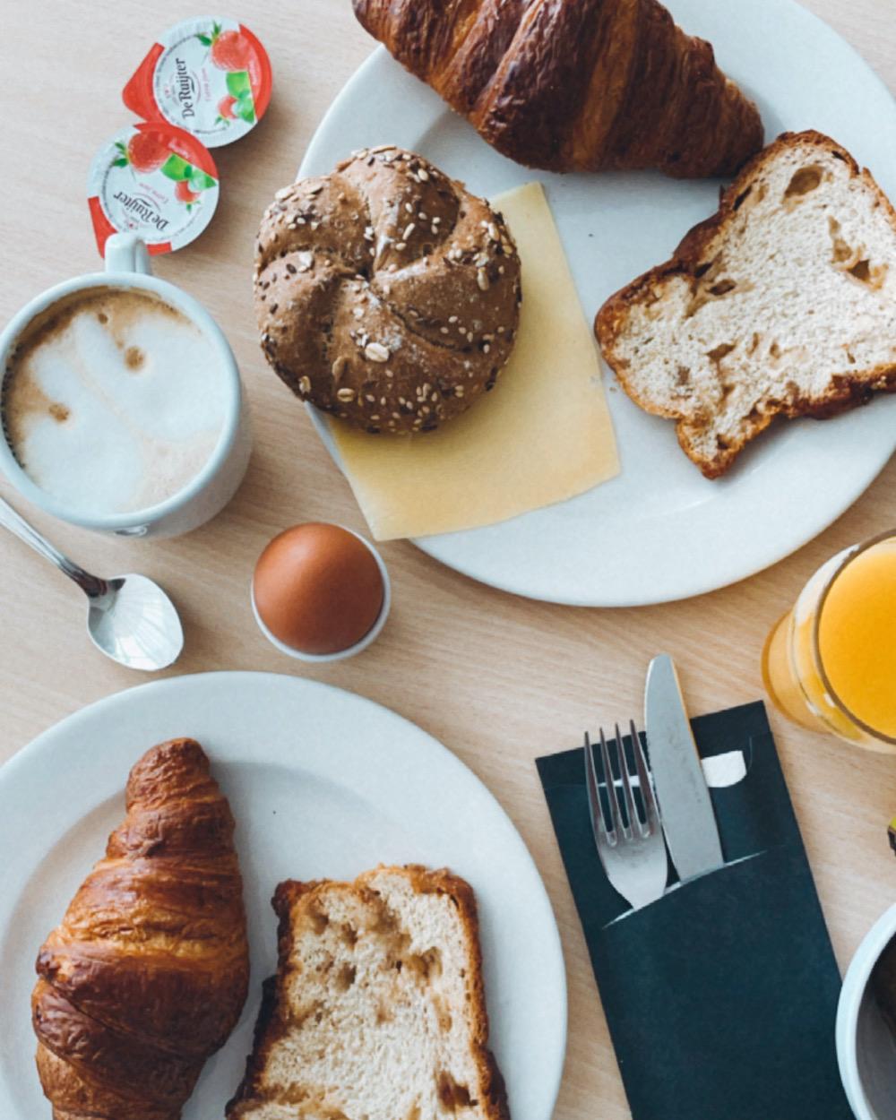 Hotel Princenhof ontbijt