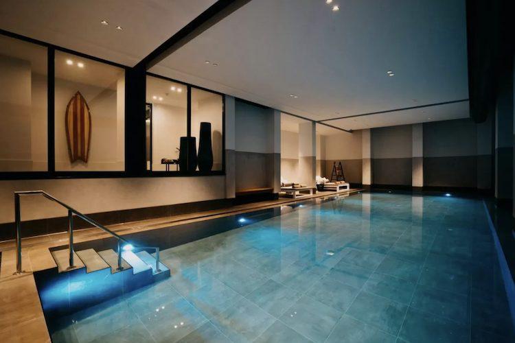 Hotel cadzand bad zwembad