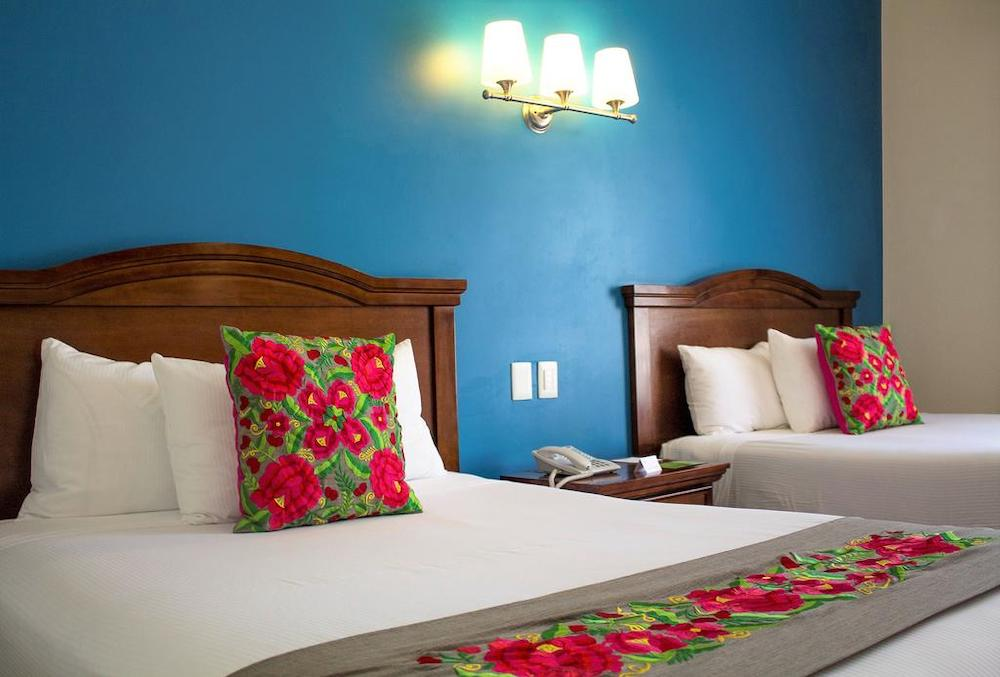Hotel kamer campeche mexico