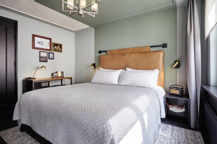 Hotel met goed restaurant in amsterdam hoxton