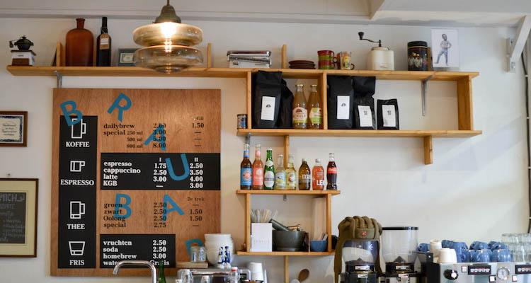 Hotspots utrecht Koffie Leute Brauhaus 1