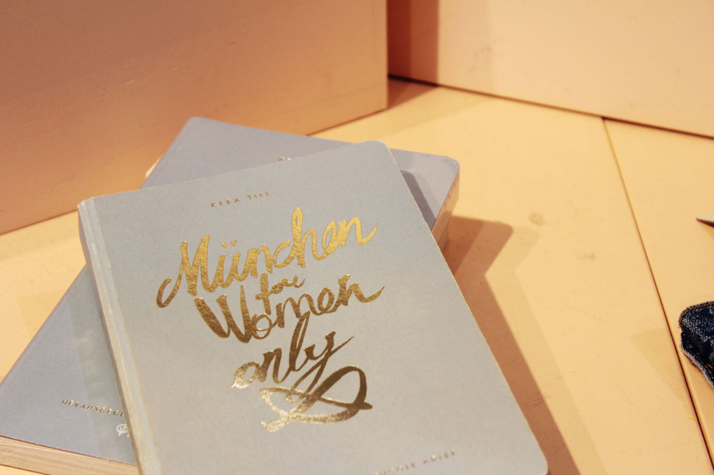 Hotspots Munchen bezienswaardigheden Concept Store