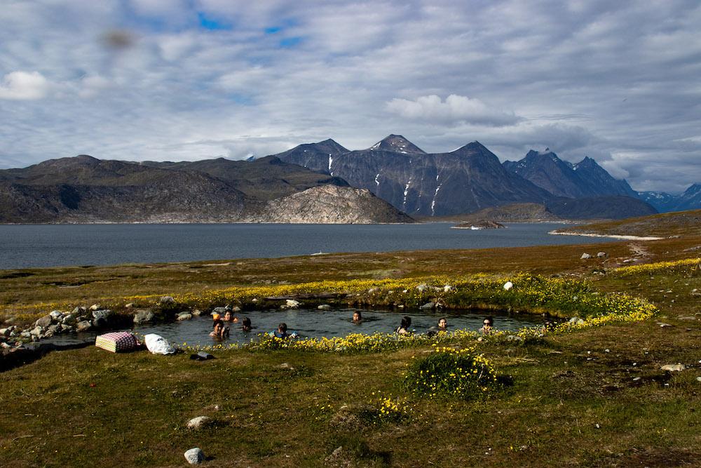 Hotspots groenland reis Uunartoq