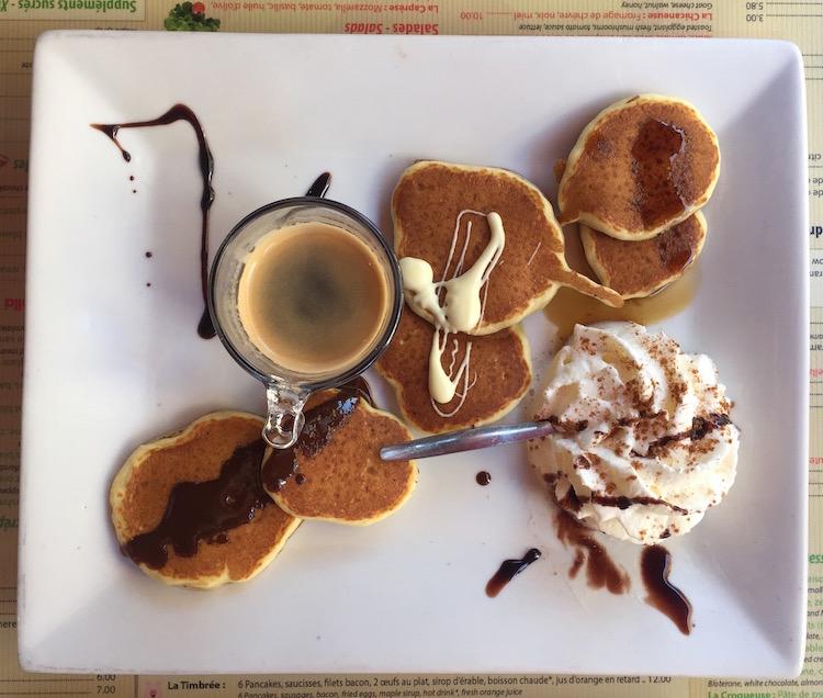 Hotspots nice Pop-o-thym ontbijt