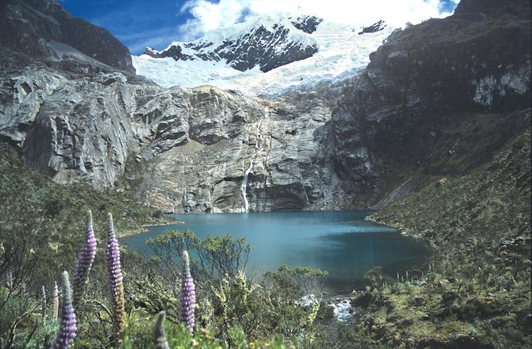 Huaraz Maparaju peru