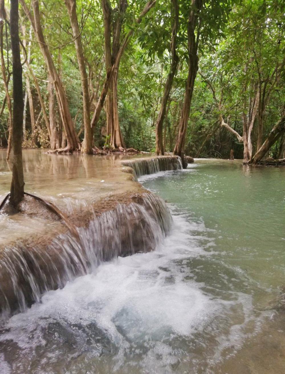 Huay Mae Khamin Kanchanaburi