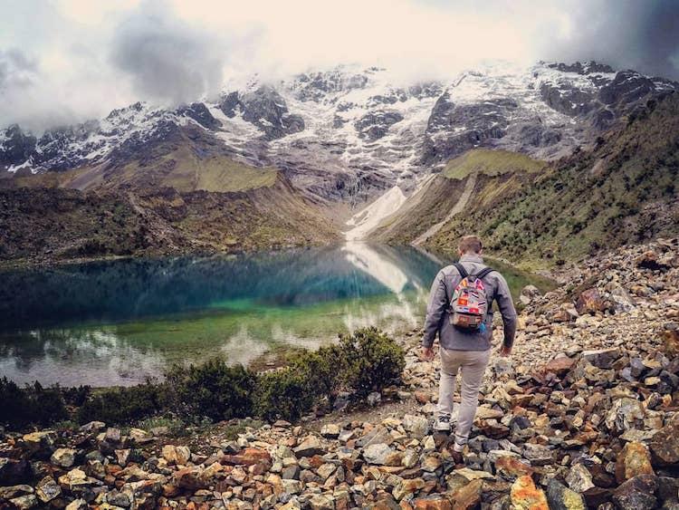Humantay Peru tour hiken