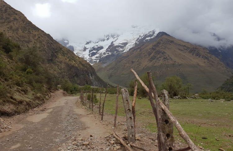 Humantay lake zonder tour doen in Peru