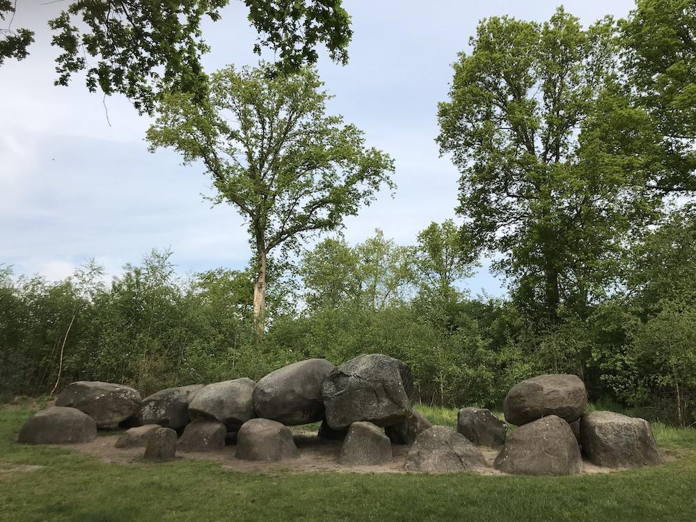 Hunebedden in Diever nederland top 10
