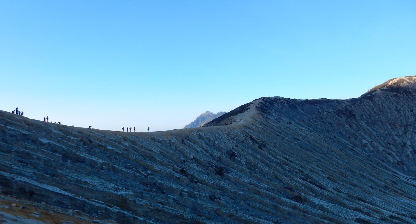 IJen vulkaan