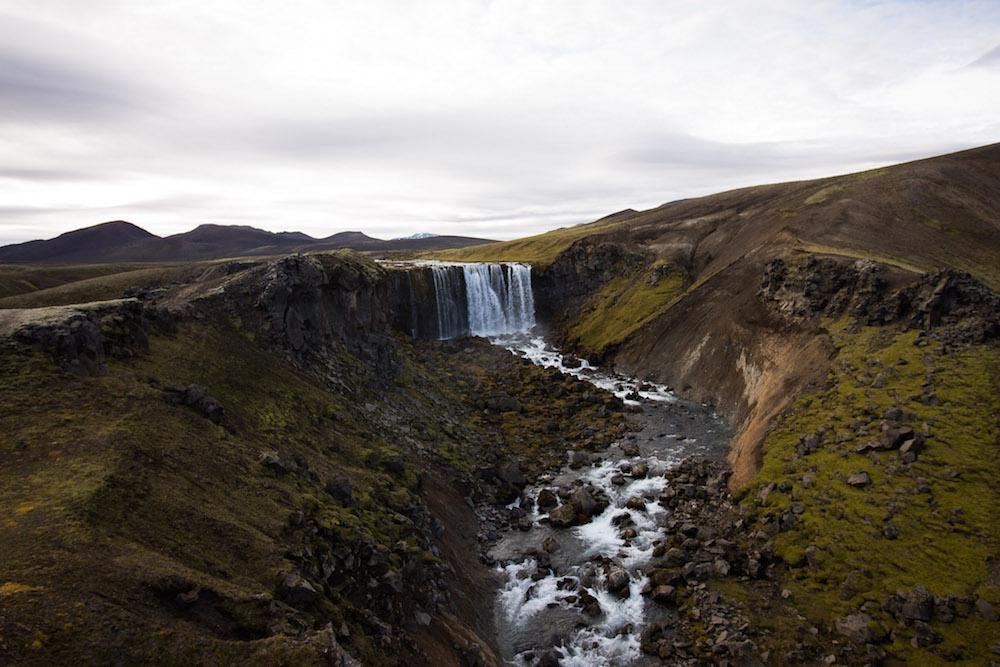 ijsland foto's viewpoint