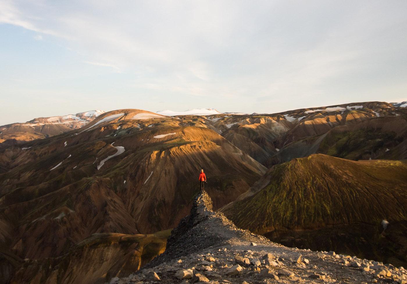 IJsland foto's uitzicht