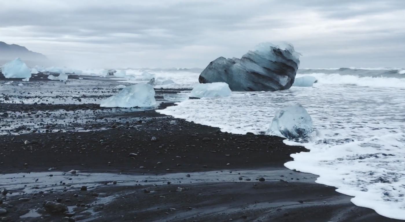 ijsland-video