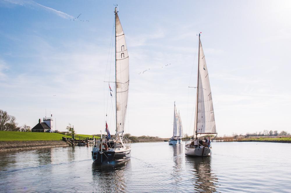 IJsselmeer friesland activiteiten