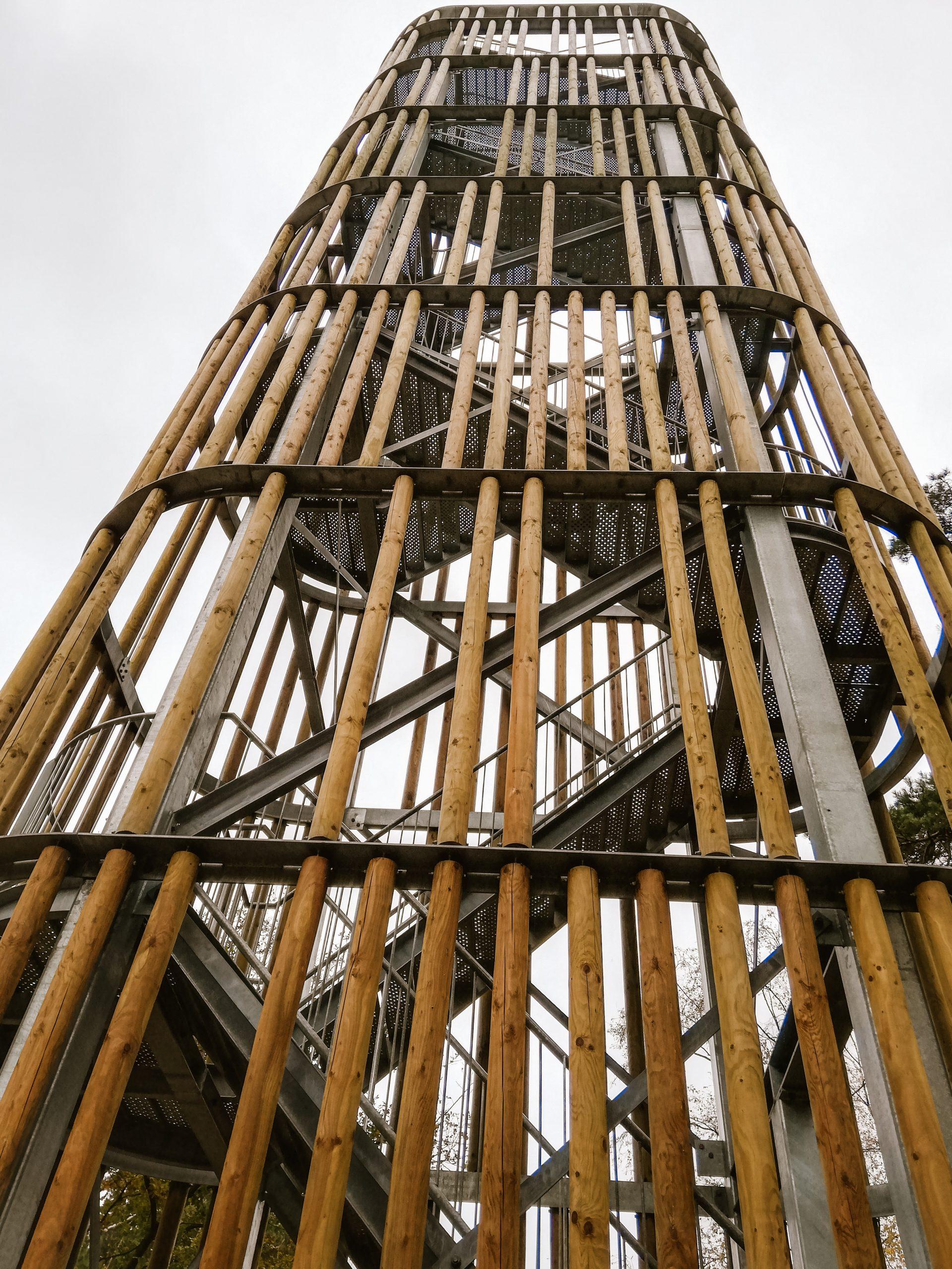 Uitkijktoren bij 't bomenpark, Oss