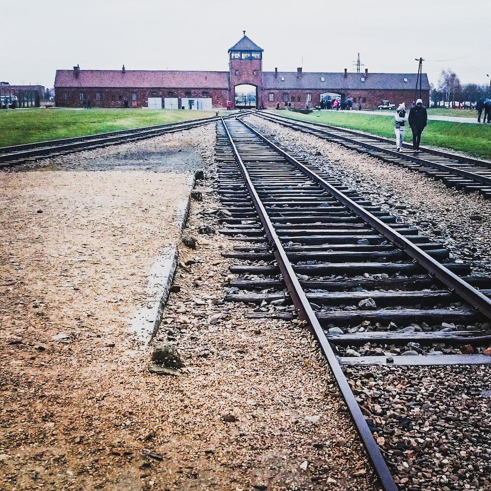 Bezoek Auschwitz in Krakau
