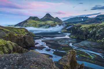 Iceland Trail reis in ijsland