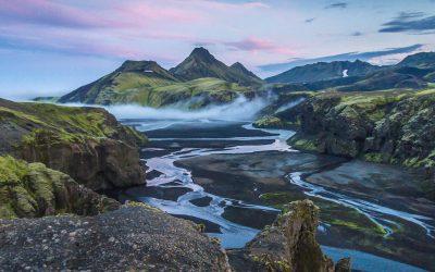 Iceland Trail reis in ijsland