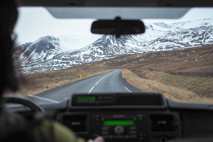 akureyri Ijsland roadtrip maken