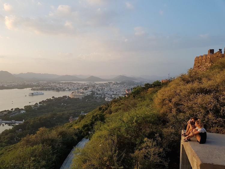 In india als digital nomad