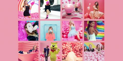 Instagram museum Supercandy pop-up museum keulen