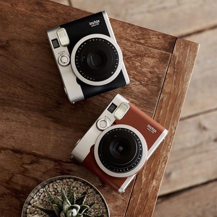 Instax camera cadeau wereldreiziger