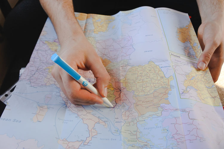 Interrail montenegro express tips reis plannen