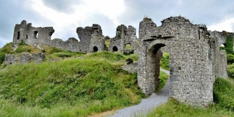 Irelands Ancient East Dunamase ierland