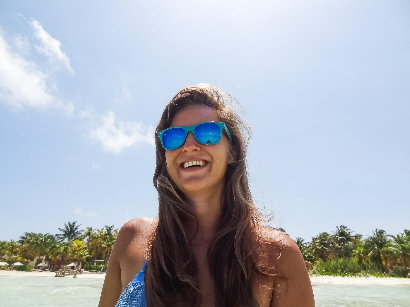 Isla Mujeres Mexico strand
