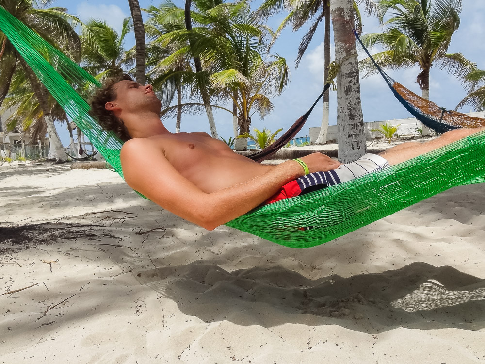 Isla Mujeres Poc-Na hostel