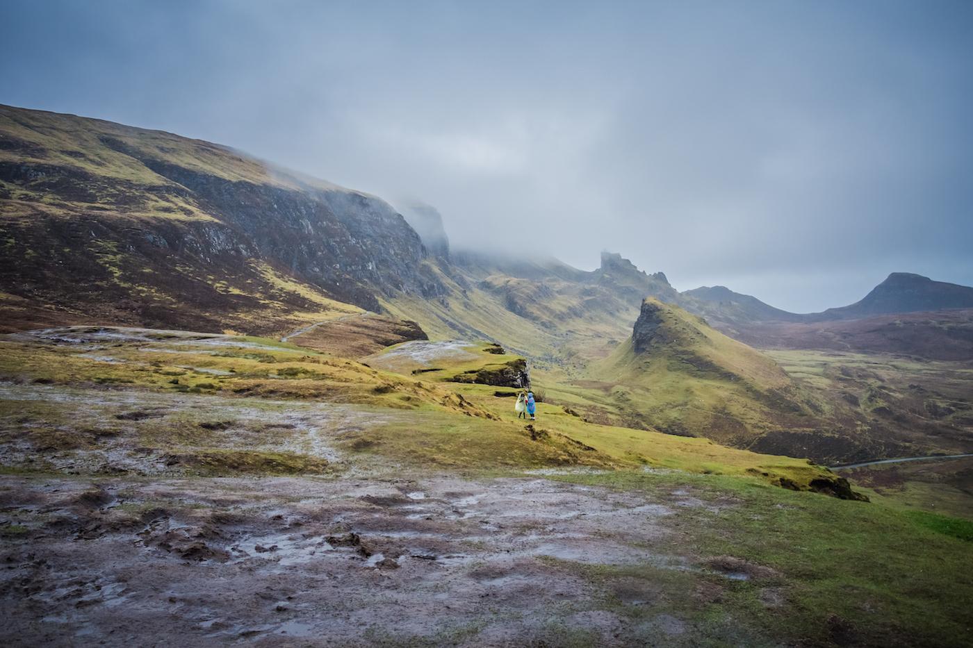 Isle of Skye tour Quirang bezienswaardigheden