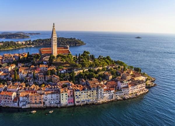 Bezienswaardigheden Istrie Kroatie